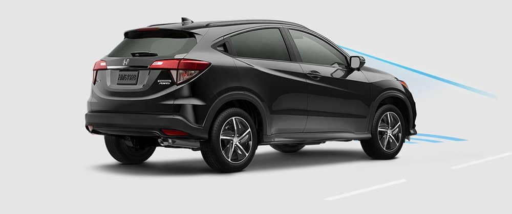 2019 Honda HR-V Collision Mitigation