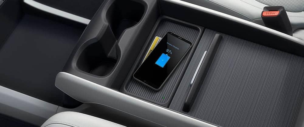 2019 Honda Odyssey Wireless Charger