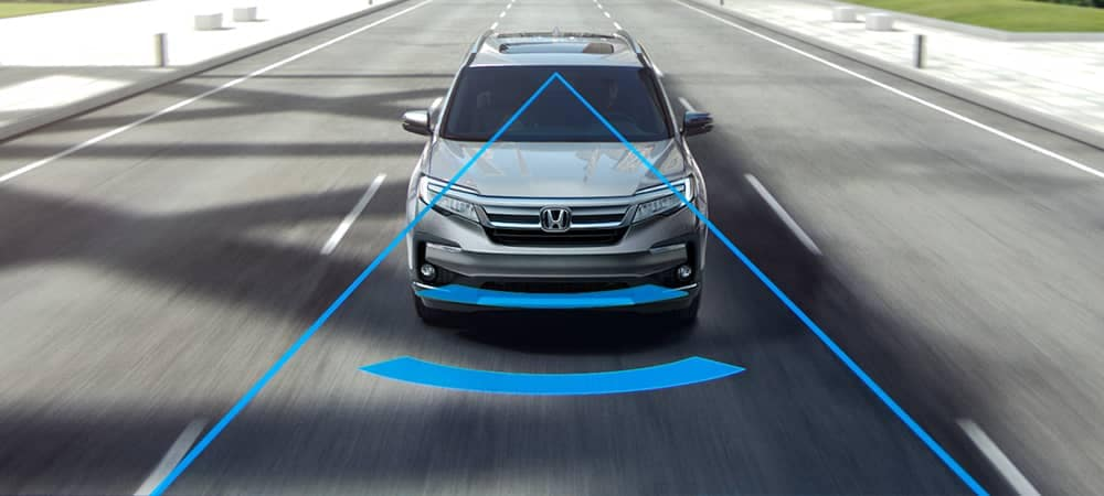 2019 Honda Pilot Collision Mitigation