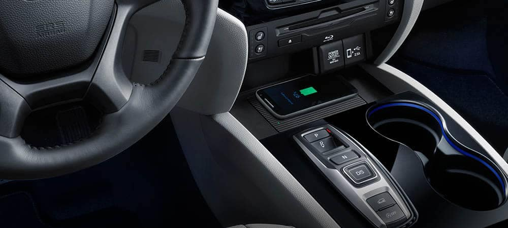 2019 Honda Pilot Wireless Charger