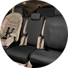 Odyssey Seat Covers
