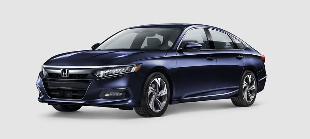 2019 Honda Accord EXL Trim