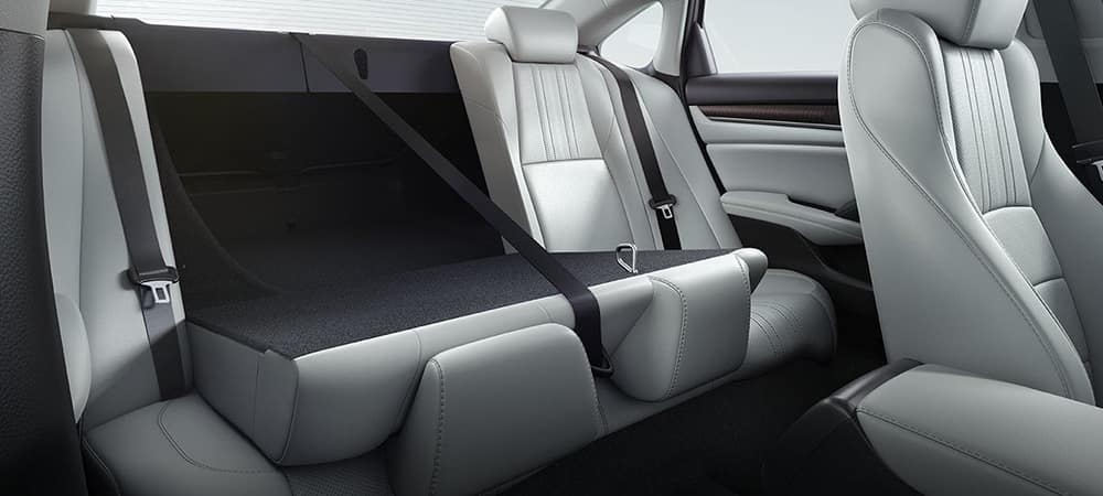 2019 Honda Accord Space