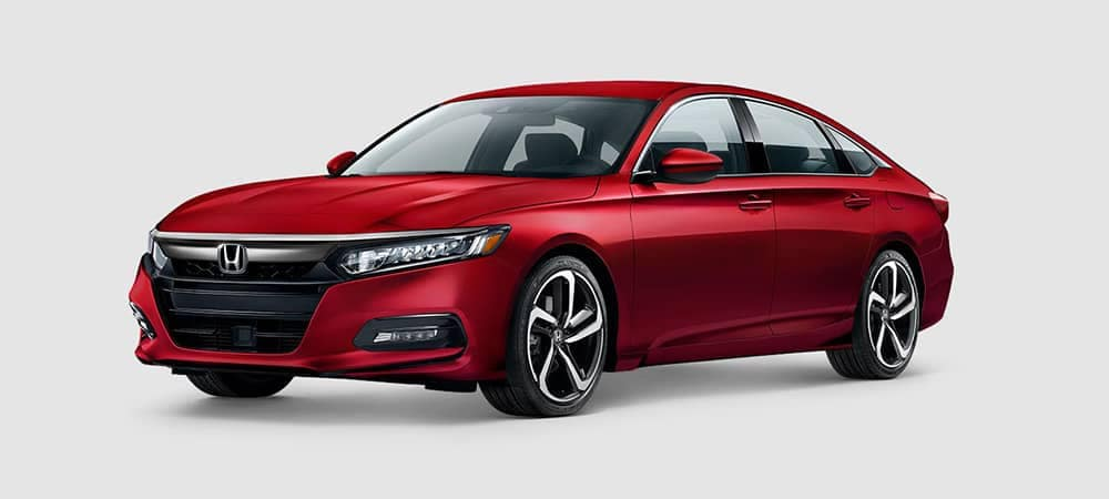 2019 Honda Accord Sport Trim