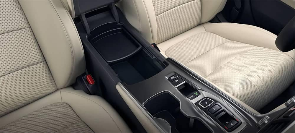 2019 Honda Accord Storage