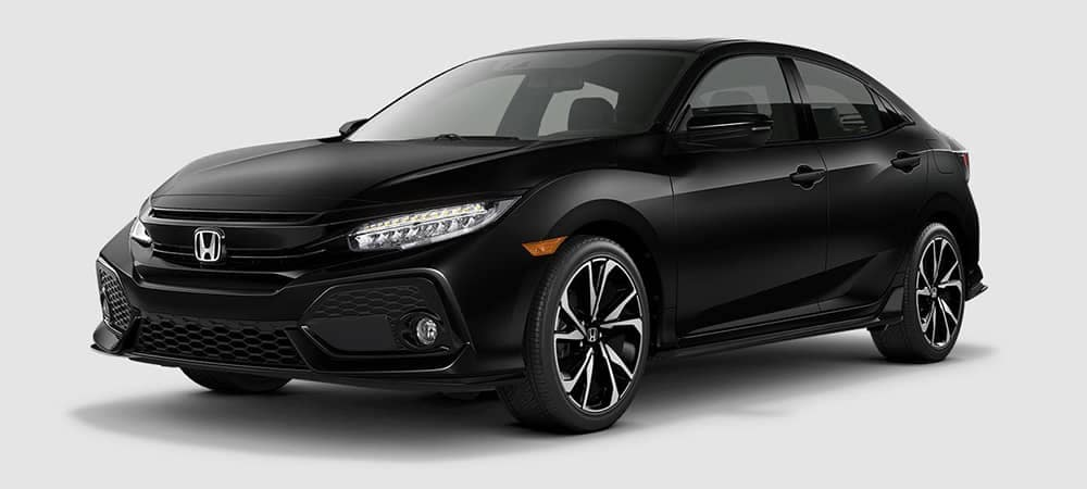 2019 Honda Civic HB Sport Touring