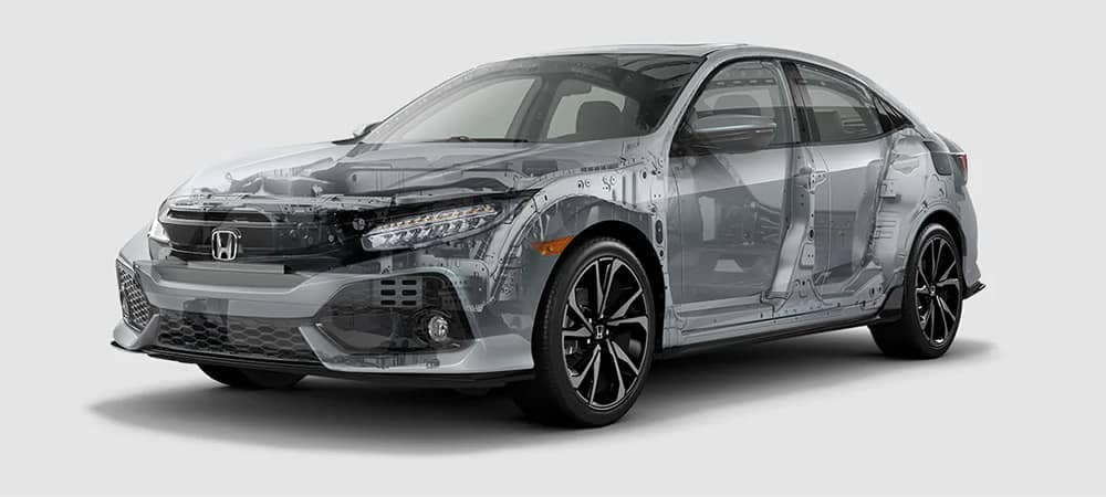 2019 Honda Civic HB Structure