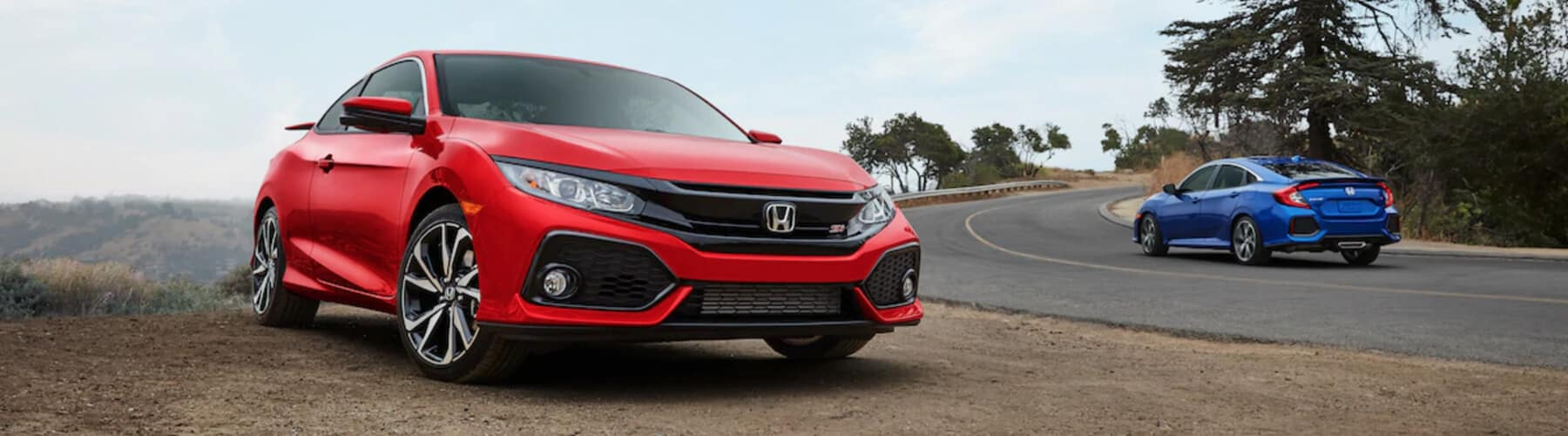 2019 Honda Civic Si Coupe Banner