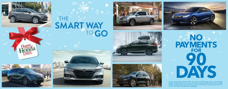 Happy Honda Days from Your West Michigan Honda Dealers