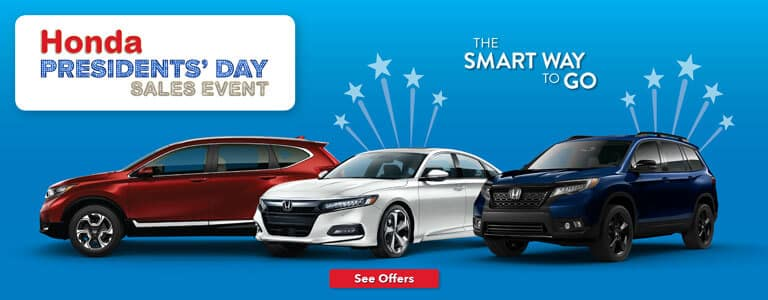 West Michigan Honda Presidents' Day Sales Event