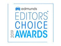2019 Edmunds Editors' Choice: Best Sedan