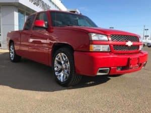 Custom Red Chevrolet SS - Westridge Customs