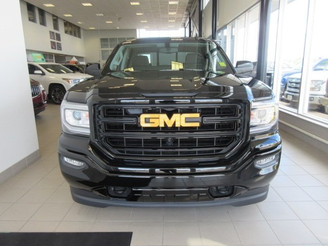 Customized Gold on Black GMC Sierra Pickup Truck - Custom Gold Rims - Westridge Customs