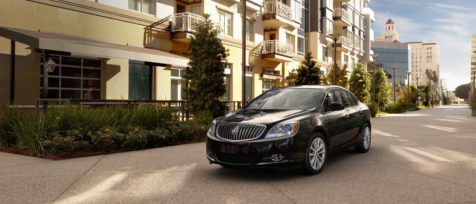 2017 Buick Verano front view