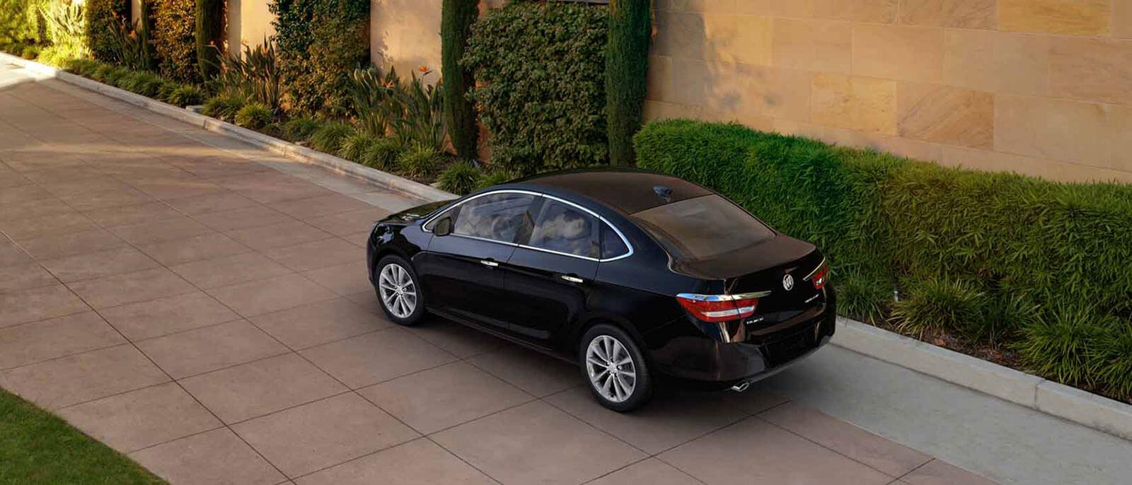 2017 Buick Verano rear view