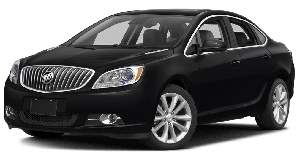 The 2017 Buick Verano Is A Small Sedan With A Big Personality