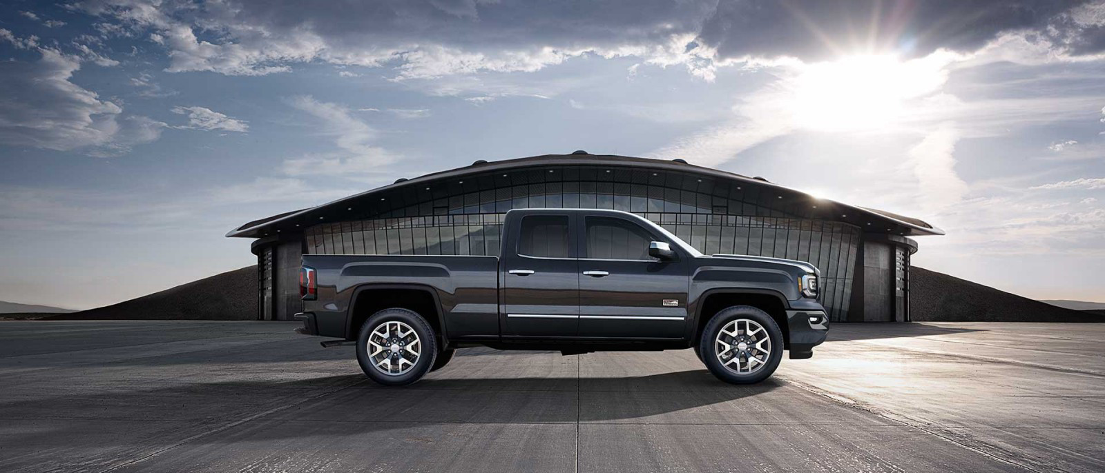 2016 GMC Sierra 1500 All-Terrain