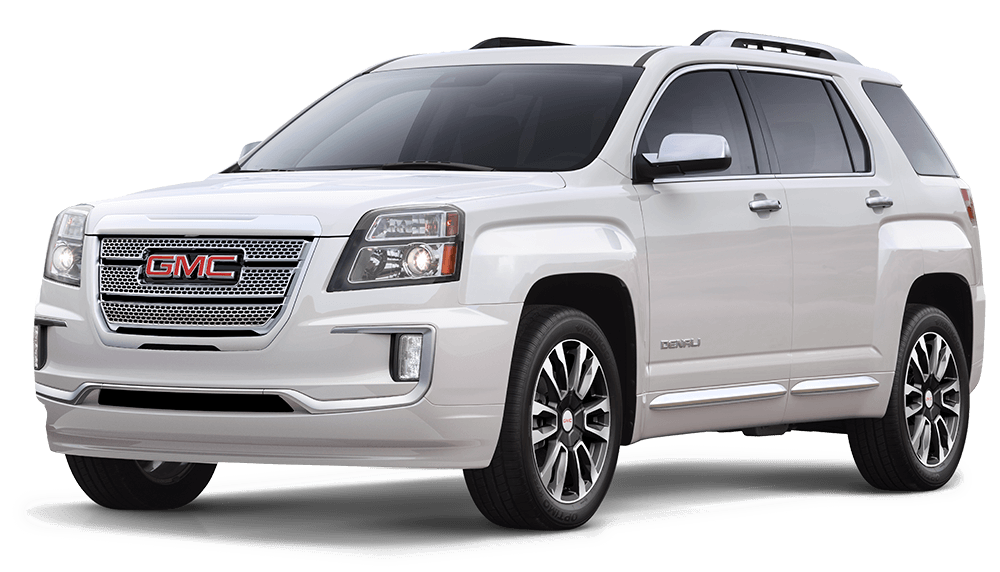See The 2017 Gmc Terrain Up Close At Westridge Buick Gmc