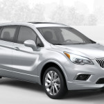 2017 Buick Envision main view