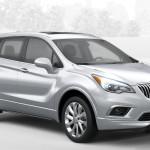 2017 Buick Envision main view