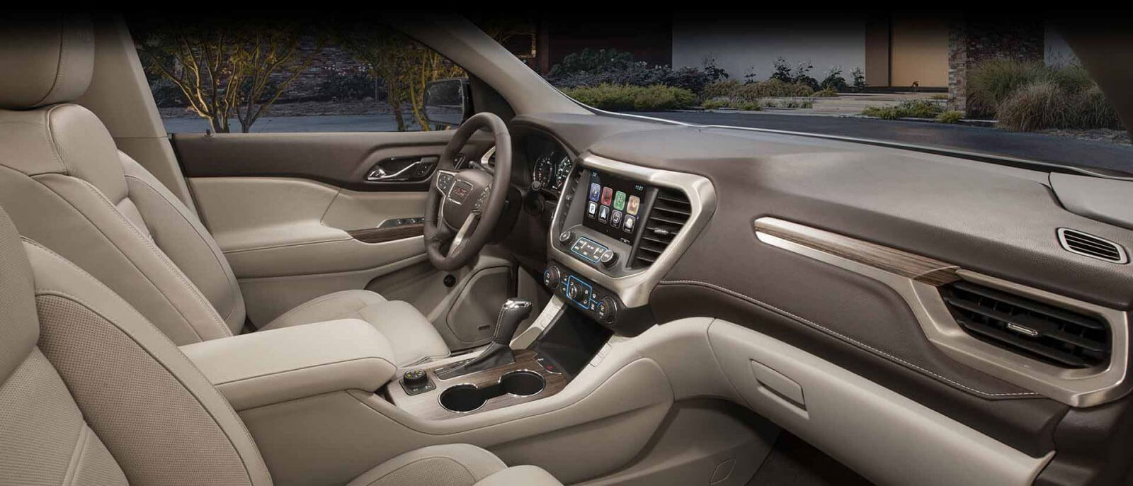 The 2017 Gmc Acadia At Westridge Buick In Lloydminster Corvette Wiring Diagram For Bose Car Speakers