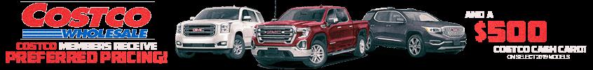 Costco Website Slider - Westridge Buick GMC - Lloydminster, AB