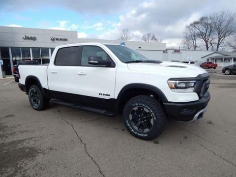 Select 2019 Ram Inventory