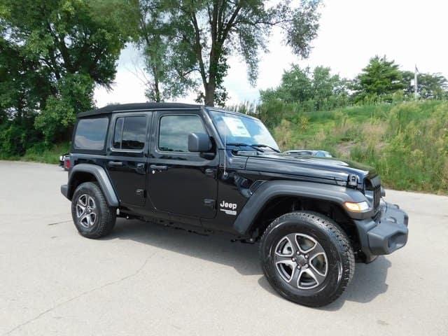 2020 Jeep Wrangler Unlimited Sport S 4x4