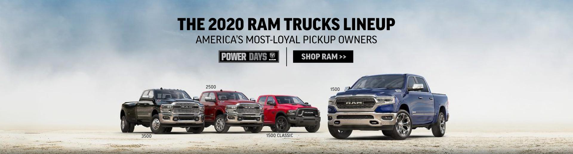 2020 Ram Generic