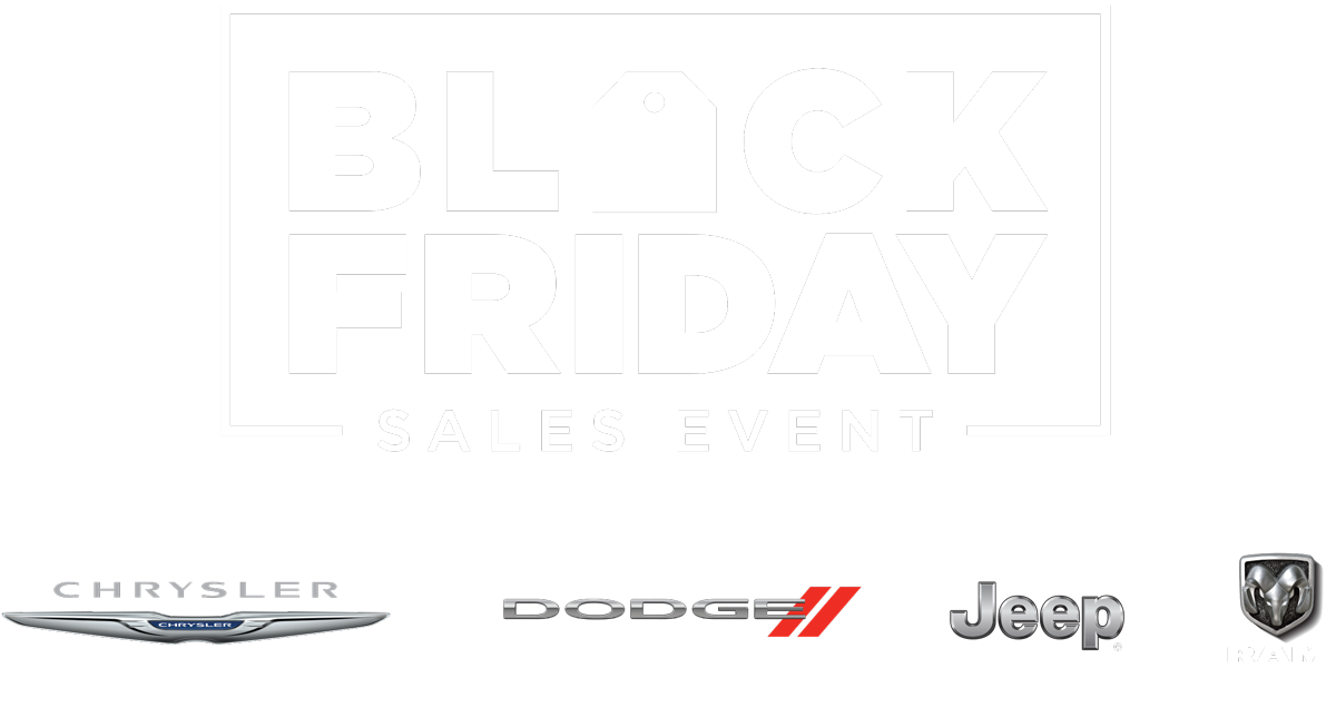 "Wetzel Chrysler Jeep Dodge Ram Black Friday Event"" width="