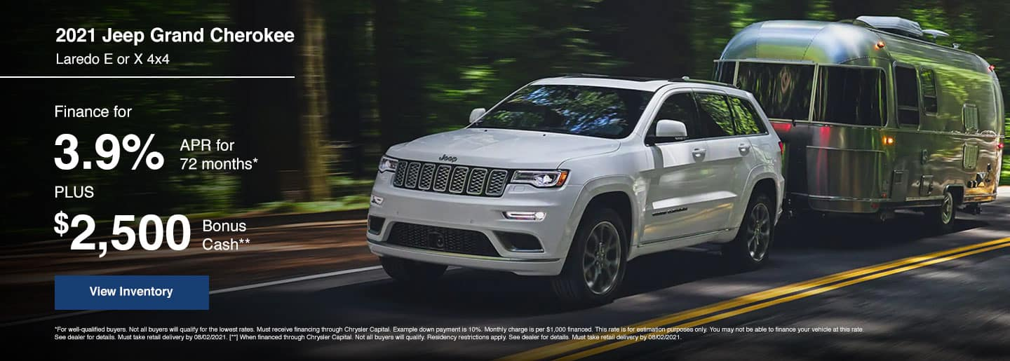 NEW 2021 Jeep Compass 0% APR for 84 Months For well-qualified buyers*