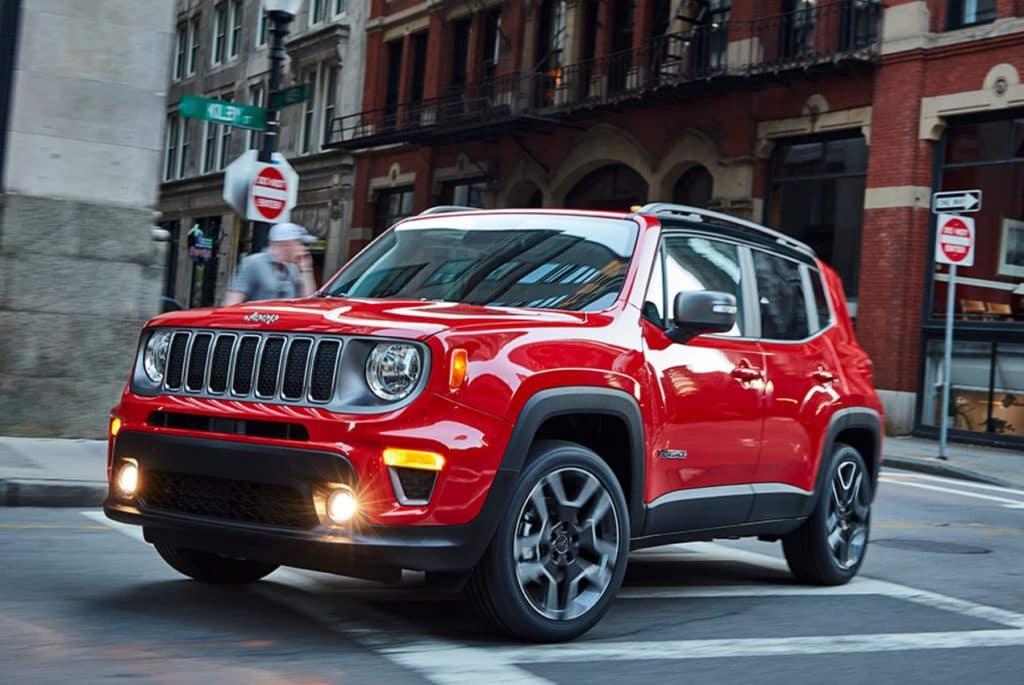 2021 Jeep Renegade Sport 4x4 Models