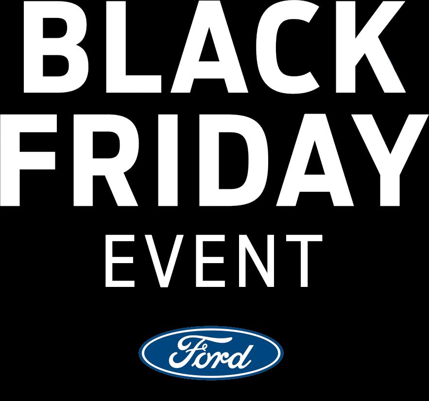 """Wetzel Ford Black Friday Event"