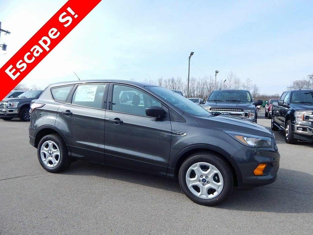 New Ford Fusion, Escape, Edge