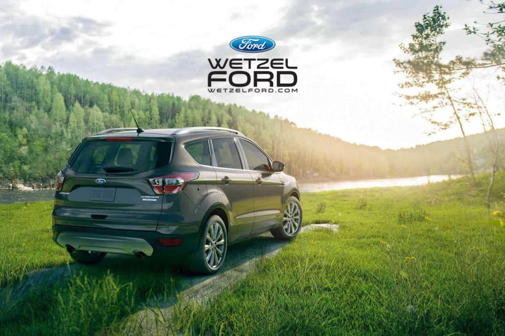 New 2018 Ford Escape S FWD
