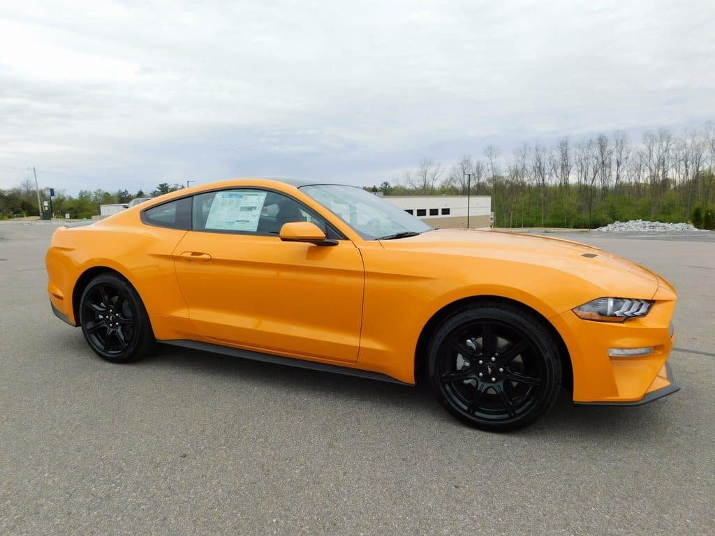 2019 Ford Mustang EcoBoost RWD