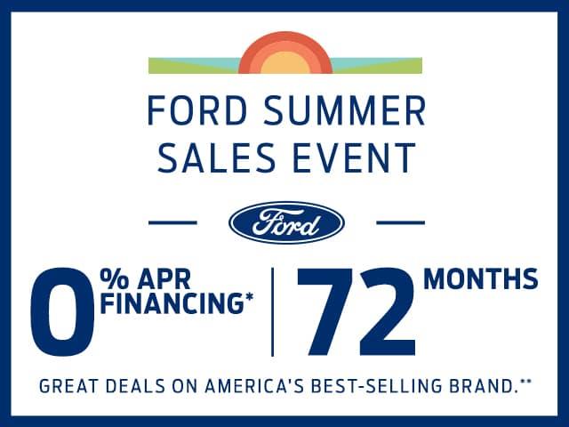 2020 Ford Models