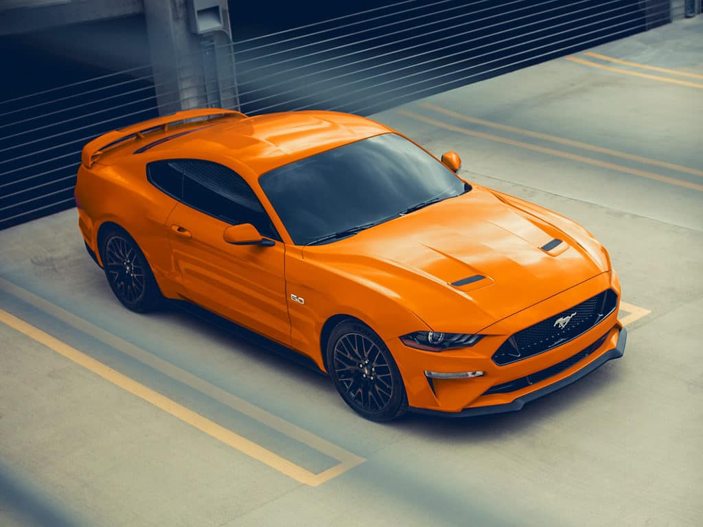 2020 Ford Mustang Models