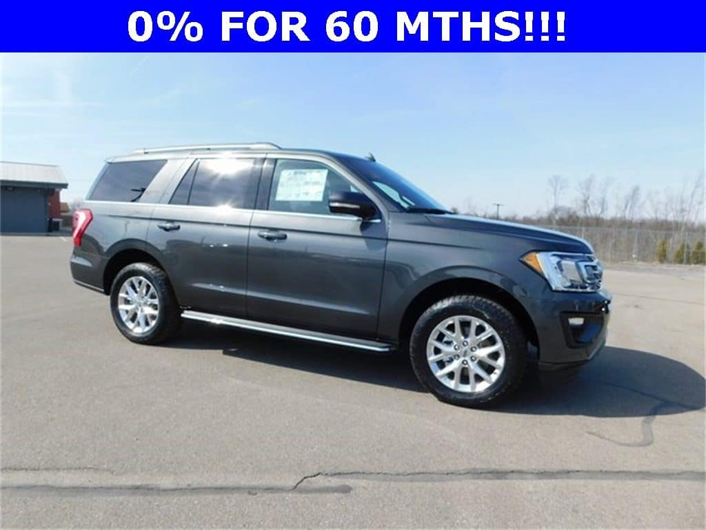 NEW 2021 Ford Expedition XLT 4WD