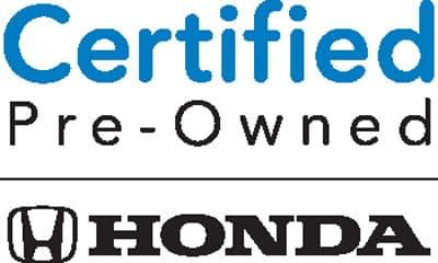 Honda CPO Certified logo
