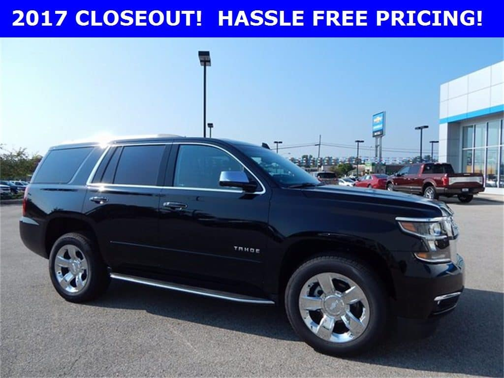2017 Chevy Tahoe Premier 4WD
