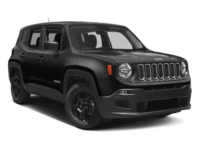2018 Jeep Renegade Sport 4x2