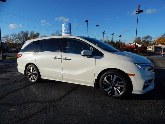 2019 Honda Odyssey Elite 3.5T