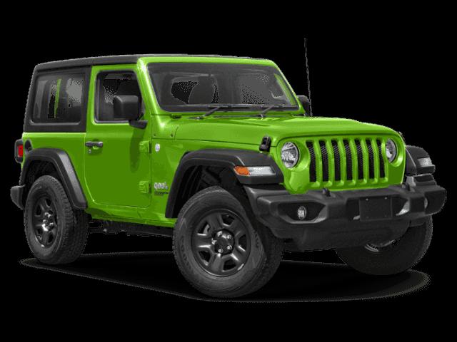 2019 Jeep Wrangler Sport 4x4