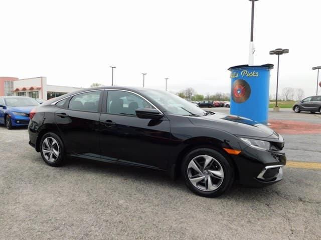2019 Honda Civic Sedan LX 2.0T
