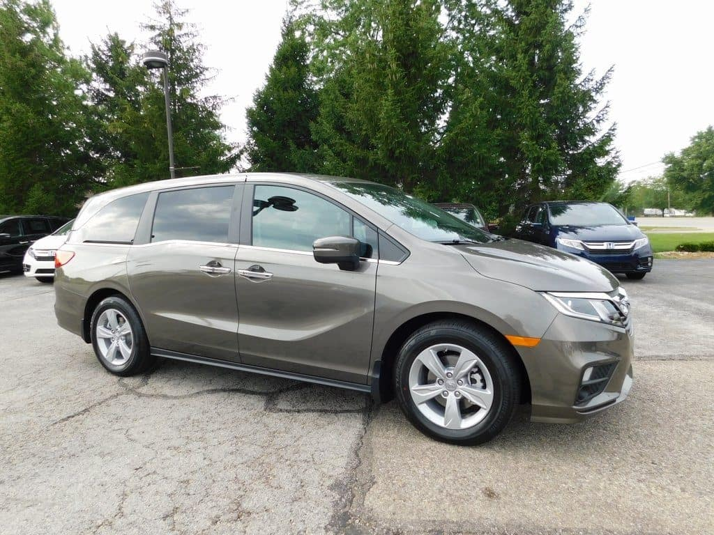 2019 Honda Odyssey EX-L w/Rear Entertainment