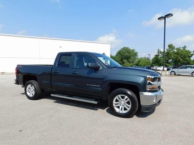 2019 Chevrolet Silverado 1500 LD Double Cab 4WD LT All Star Edition
