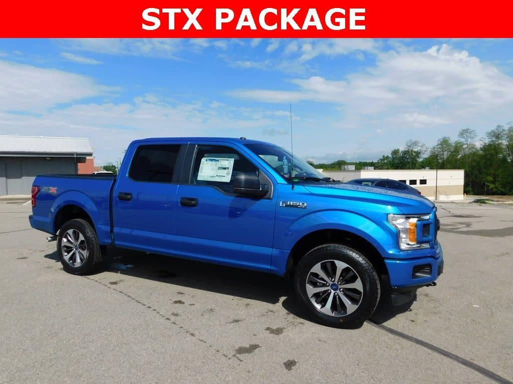2019 Ford F-150 XL 4WD SuperCrew