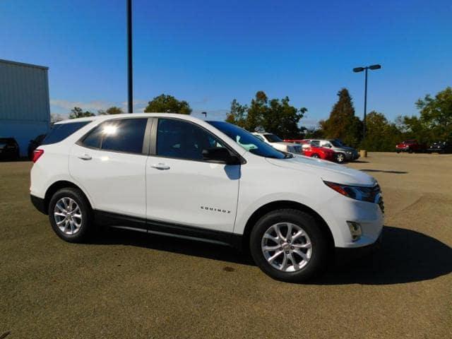 2020 Chevrolet Equinox LS FWD