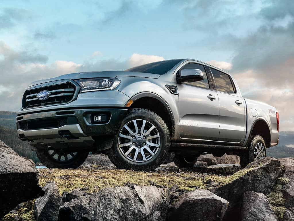 2020 Ford Ranger Models